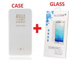 Θήκη KAI tempered glass slim 0.33mm, θήκη slim 0.33mm Samsung Galaxy Core Prime και Value Edition 5901737260895