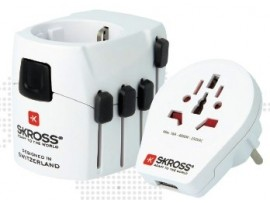 (s10) Skross PRO – World & USB, Skross 1.302535