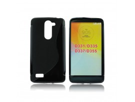 LG Back Case S-line - LG Bello black - Back Case S ΟΕΜ 5901737249852