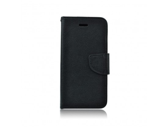 Fancy Book case - SAM Galaxy A5 black , Θήκη κινητού Book Cover Samsung Galaxy A5 A500F,μαύρο Fancy 5901737271488