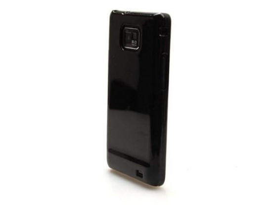 Samsung Cyclone Glossy - Cover Black Konkis for Samsung i9100 Galaxy S2 KONKIS T150257