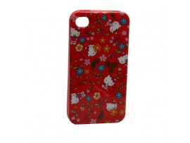 θηκη για apple iphone 4 4s Hello Kitty T111813